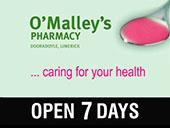 O Malley Pharmacy